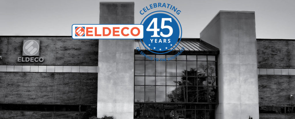 Eldeco Inc. 45 year anniversary